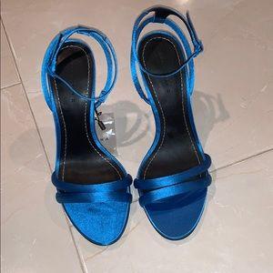 🆕 Stiletto Heels - Bright Blue